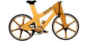 100% reciclable | Una bicicleta de carton