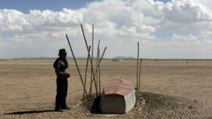 El Lago Poopó en Bolivia desaparece